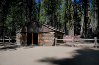 Gamlin Cabin in Grants Grove at Kings Canyon NP-01 9-18-09.jpg
