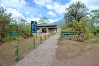 Entrance to Arusha National Park in Tanzania-03 1-11-12