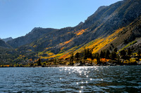 Autumn color at Lake Sabrina near Bishop-01 9-26-09.jpg