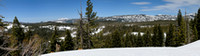 Lyle's Lookout in Royal Gorge area pano1 5-13-11