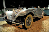 1936 Mercedes roadster at National Auto Museum in Reno-05 1-13-10.jpg