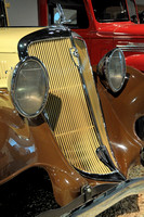 Front end of antique Studebaker at National Auto Museum in Reno-02 1-13-10.jpg
