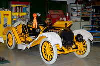 Classic Mercer auto being worked on at National Auto Museum in Reno1-13-10.jpg